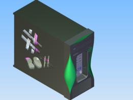 BOXX Assembly-Autodesk Inventor 2011
