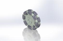 125mm Rotacaster R2 Omniwheel