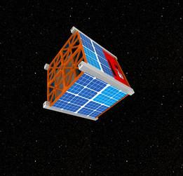 CubeSat 1U Ukr