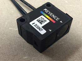 Keyence CZ-H37S RGB Digital Fiberoptic Sensor
