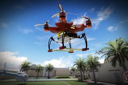 Quadcopter LGIDesign08