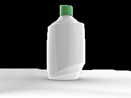 Shampoo Bottle 2