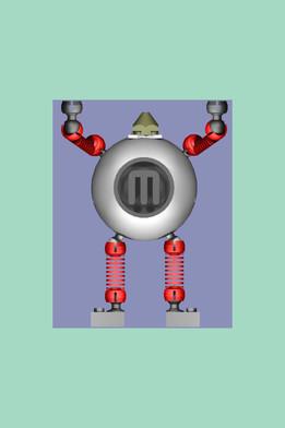 MTOMbot Makerbot Mascot