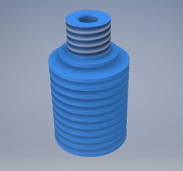 threaded - Recent models | 3D CAD Model Collection | GrabCAD