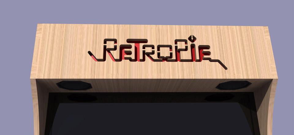 RETROPIE cabinet | 3D CAD Model Library | GrabCAD