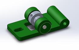 MendelMax 1.0 3D Printer Y-End Tensioner