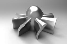 Parametric Axial Turbocompressor