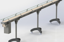 Sheet metal Conveyor