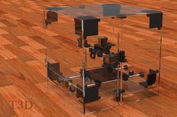 Modified Prusa-Mendel 3D Printer