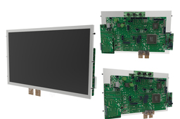 "10"" TFT Touch Display with Controller card"