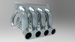 jeep modified Inlet