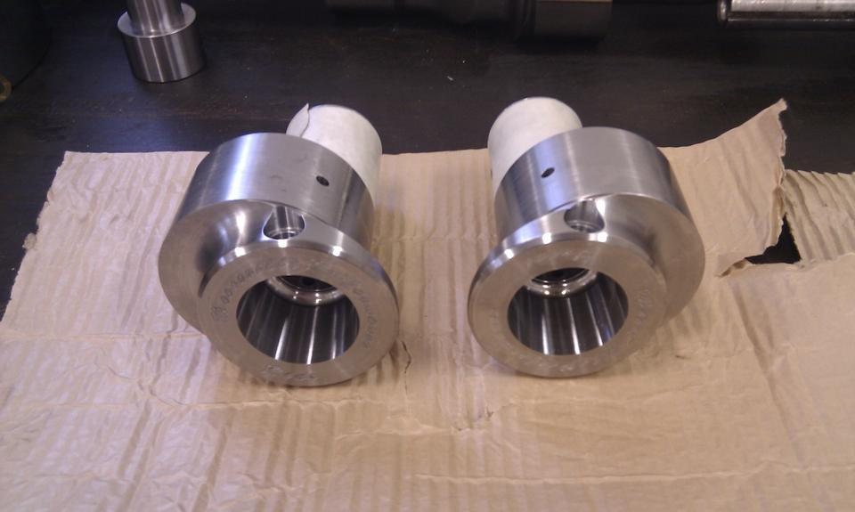 Mooseville Performance - 4-rotor Excentric Shaft   3D CAD