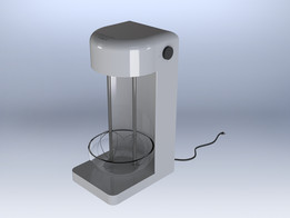 automated beater/mixer