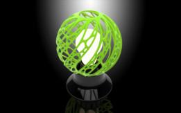 Artistic Lampshade - 2