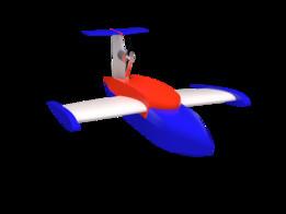 Unmanned WIG Craft