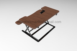 Collapsible Desk (Katlanabilir Masa)