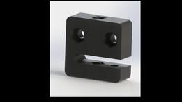 Anti-Backlash Tr8x8-4 8mm 4 start lead screw nut