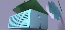 Unfoldable Sheetmetal Box in Catia V5