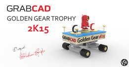Golden Gear Trophy 2015