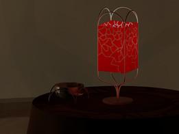 Tiffany Lamp Concept