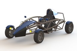 Ariel Atom Sports Car