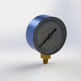 Manometro 0-350 psi / Manometer 0-350 psi