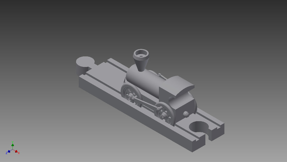 Train project autodesk community inventor products.