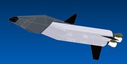 UAv (Drone) Scramjet