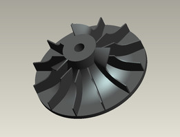 Requested Impeller Models
