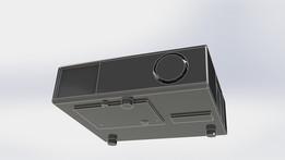 Acer P1500 DLP primitive model