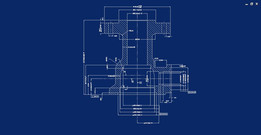 Blueprint recent models 3d cad model collection grabcad fex hond blueprint t valve coupler malvernweather Image collections