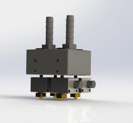 E3D Kraken Quad Extruder