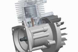Engine of Drilling Machine