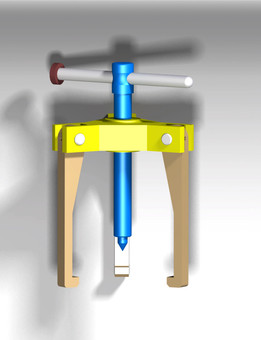 Three Legs Clamp