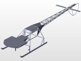 Cheetah/Aérospatiale SA 315B Lama helicopter