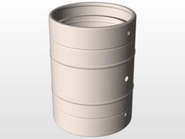 Beer barrel (50 liters)