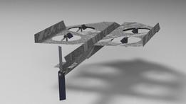 Paper drone