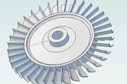 kj 66 turbine wheel