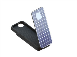 solar backup battery case