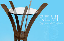 Remi (Charging Side table)
