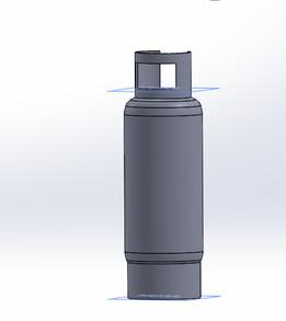 Gas tank 19 Kg
