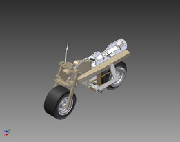 TAMIYA_Mini-Bike (KIT)