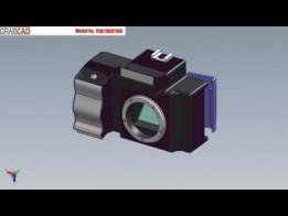 Roll Type SLR Camera