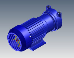 Liquid Ring Vacuum Pump