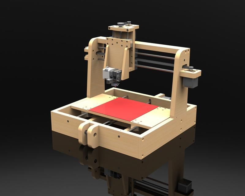 Diy 3d Printer Solidworks 3d Cad Model Grabcad