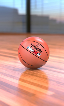 Basket Ball: Re-rendered