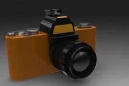 Camera - Old skool SOLIGOR