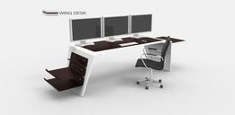 Wing desk