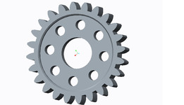 Helical Involute Gear