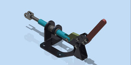 Toggle-Clamp Assembly